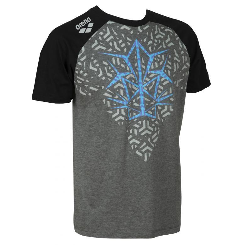arena koszulka t-shirt unisex kolekcja bishamon