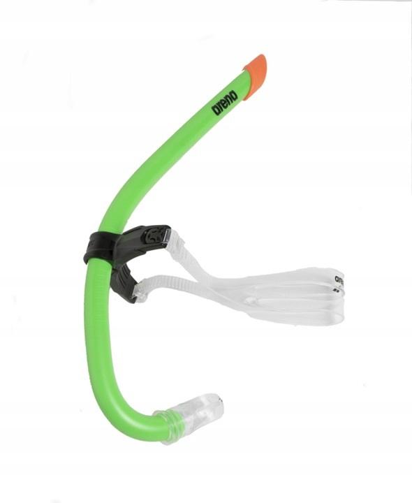 arena rurka czołowa swim snorkel III pro acid lime
