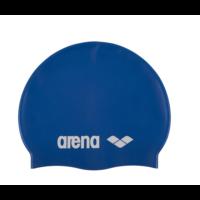 czepek_silikonowy_arena_classic_silicone_skyblue_white_na_basen_do_pływania