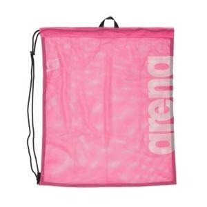 pink_worek_na_sprzęty_siatkowy_plecak_arena_na_basen